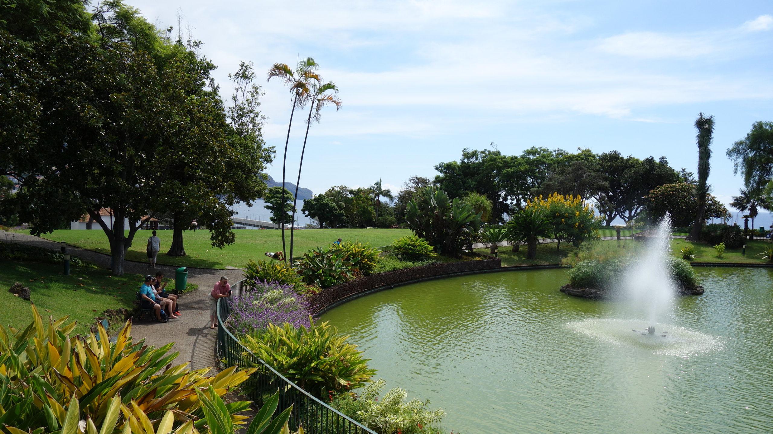 park Santa Catarina pri oceáne, len pár minút od apartmánu
